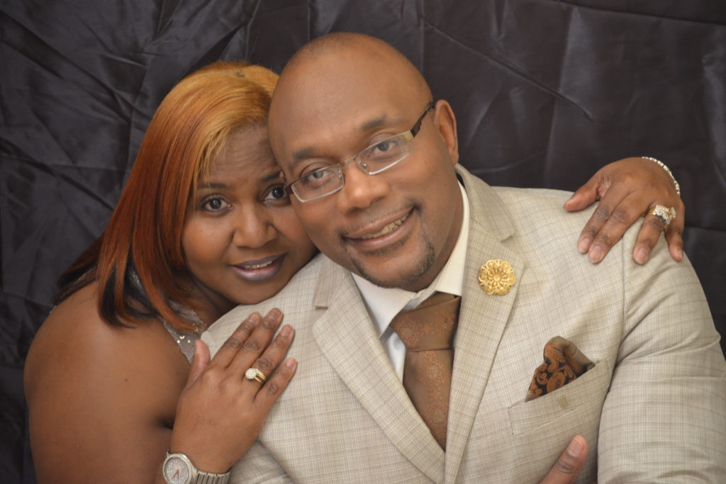 Pastor & Elect Lady Dr. Green