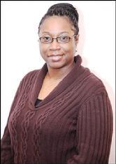Missionary Gloria Frazier, President