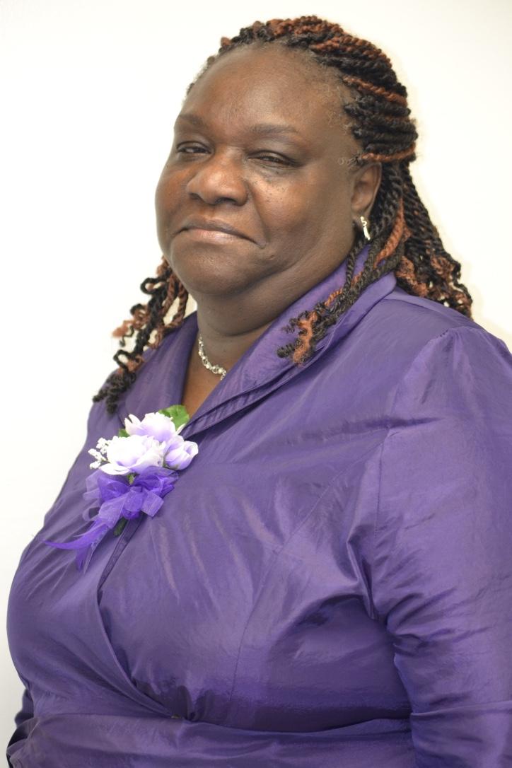 Sister Gwen Bray, President